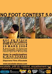 NoFoot Contest 5